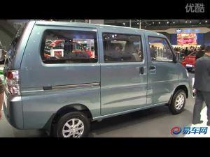 2010广州车展 东南汽车希旺近距离体验