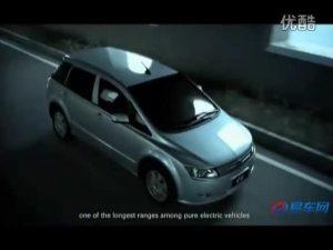 电力驱动 比亚迪e6 宣传片海外版