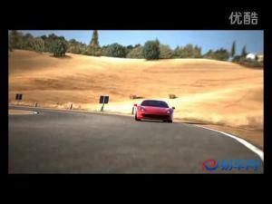 法拉利458 Italia实车动画结合宣传片