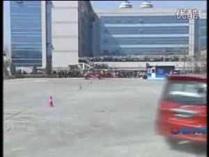 2011款MP-X蒙派克上市发布会漂移表演