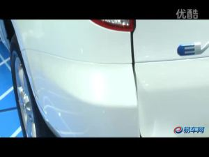 2011上海车展 丰田展台RAV4 EV亮相