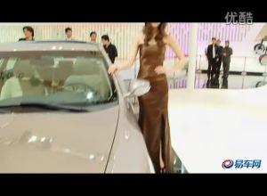 2011上海车展 广汽传祺清秀高雅的车模