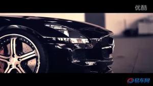 德国黑骑士复活 奔驰SLS AMG鸥翼版