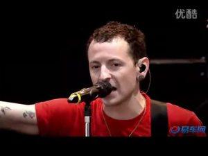 变形金刚3 莫斯科首映Linkin Park现场