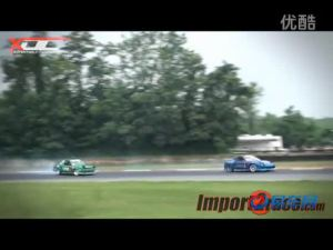 巅峰对决Drifting RX7-V8 vs AE86