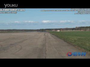 Koenigsegg CCR 百公里直线加速