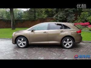 宽大舒适 专业评测2011款丰田venza