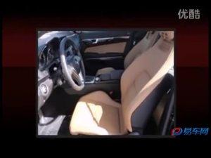 霸气外露 2012款奔驰E350敞篷版