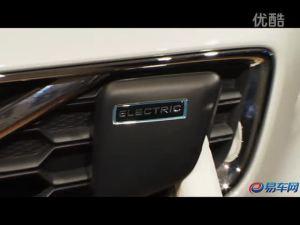 2011广州车展 节能环保车型沃尔沃C30