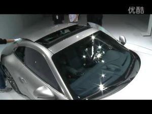 2011广州车展 保时捷911CarreraS