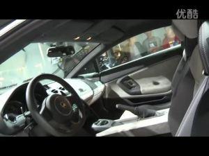 2011广州车展 兰博基尼GALLARDO LP560