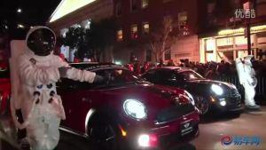 准备发射 2012款MINI COUPE酷炫跑车