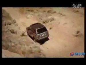 戈壁沙漠的传奇之车 悍马H2全方位体验