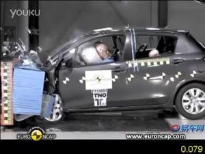 P 2011款丰田雅力士碰撞测试-易车高清图片