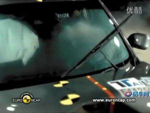 E-NCAP 2011款雪佛兰Orlando碰撞测试