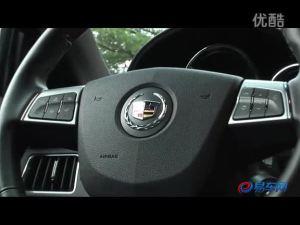 2011款凯迪拉克CTS Coupe试驾体验