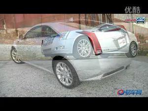 2011款凯迪拉克CTS Coupe上路测试