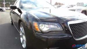 暴力豪华车 2012款克莱斯勒300C SRT8