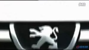 法式旗舰 狮王标致607豪华车广告