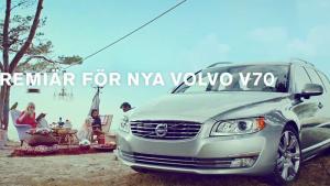 载满家的快乐 沃尔沃V70精彩广告