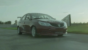 宝骏630汽车梦想 微电影《梦想向前》