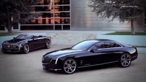 轻量化设计 凯迪拉克Elmiraj概念车