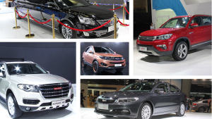 2013广州车展 自主品牌车型国货已自强
