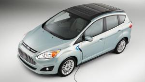 领先科技 福特C-MAX太阳能概念车