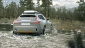 沃尔沃Concept XC Coupe概念版亮相
