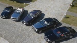 世界上最好的汽车 鸟瞰劳斯莱斯总部