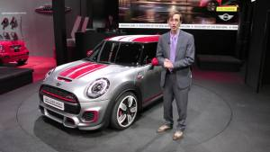 2014北美车展 新MINI JCW概念车发布