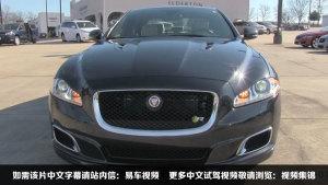 2014款捷豹XJR 媒体内饰全面测评