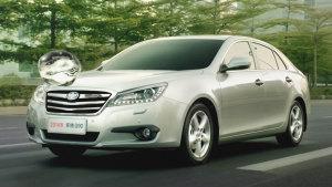 2014北京车展 2014款奔腾B90展出