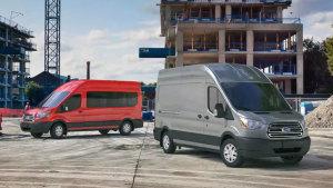 2015款福特Transit 智能商务客舱