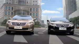 广汽传祺GA5五星安全 两款排量选择