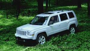 2014款Jeep自由客 体验舒适乘坐环境