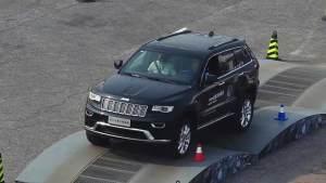 Jeep全路况体验日 深度实测真正SUV