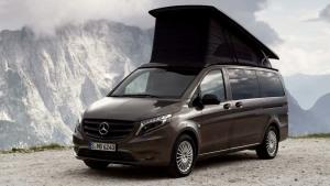 全新奔驰马可波罗 V级同平台旅行房车