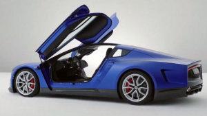 全新款大众XL Sport 赛车外观设计