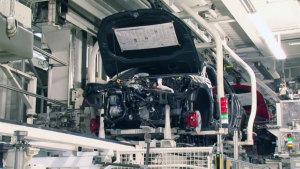 新款大众高尔夫GTE 深度探秘生产车间