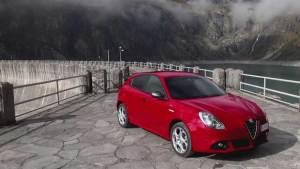 阿尔法罗密欧Giulietta Sprint纪念款