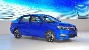 2014广州车展 长安悦翔V7将隆重上市