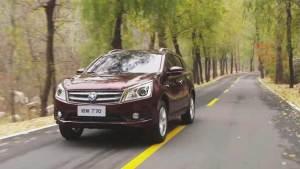 技术派智享SUV 启辰T70将2015年1月上市