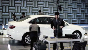 2014款奇瑞艾瑞泽7 五星级安全防护