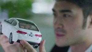 东风悦达起亚K4微电影 《美丽的地图》