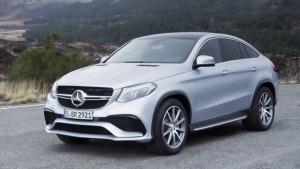 2015上海车展 全新奔驰GL Coupe将发布