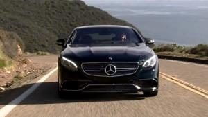 全新奔驰S 65 AMG Coupe 搭载V12引擎