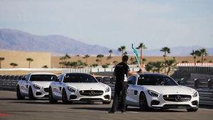 《萝卜报告》之全新奔驰 AMG GT-S
