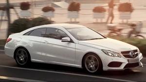 2014款奔驰E级轿跑车 梦想照进现实