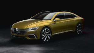 大众Sport Coupe GTE概念车 新CC雏形